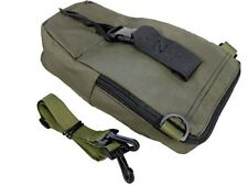 Night Vision Device Carry Case w/ Adjustable Shoulder Strap (Green)