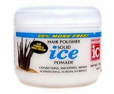 Fantasia Hair Polisher Solid Ice Pomade, 6 oz (Pack of 2)