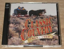 Classic Country ... 1965-1969 (Time Life 2CD 2000). Johny Cash, Glen Campbell