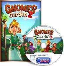 Gnomes Garden 2 - PC - Windows XP / VISTA / 7 / 8 / 10