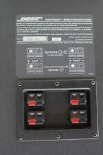 Bose Acoustimass 3 Series III Subwoofer