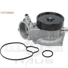 Engine Water Pump + Gasket + Plug BMW X6 750Li 750i 550i X5 xDrive GT 650i