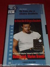 Un tram che si chiama desiderio (1951) VHS Video editoriale  Corsera - NEW