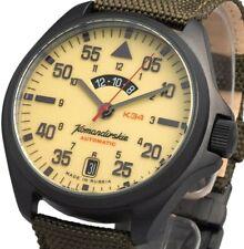 ORIGINAL Watch VOSTOK KOMANDIRSKIE K34 346790 Mechanical-Auto Water Proof 100m
