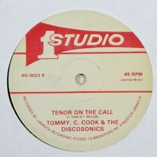 """Tommy McCook/Cornell Campbell """"Tenor On The Call"""" Rare Reggae 12"""" Studio One mp3"""