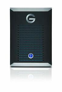 G-Technology G-DRIVE mobile Pro GDMOPTB3WB10001DBB 1 TB Solid State Drive - PCI
