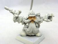 Warhammer Dwarfs Lord Champion  metal OOP