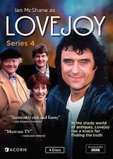 Lovejoy: Series 4 (4 DVDs, 2015) Ian McShane Brand New W/ slipcover BBC ACORN