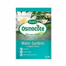 Osmocote FERTILISER 250g Controlled Release Water Garden,Aquatic Plant AUS Brand