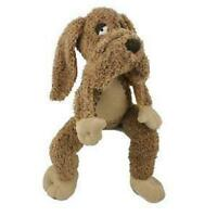 Aurora Dilly Dallys Wags Dog Sitting Soft Plush Toy #12225E - New