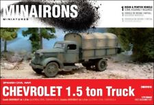 Minairons 1:72 1937 Chevrolet 1.5 ton truck - 20mm Spanish Civil War, WWII
