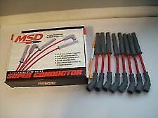 MSD 32819 8.5 mm LS1 LS2 LS3 LS6 Spark Plug Wire Set Camaro - Corvette