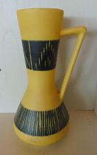 Vintage Eckhardt & Engler ceramic vase 4849/25 - West Germany - 1950's 1960's