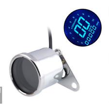 Motorcycle ATV Digital LED LCD Retro Odometer Speedometer Tachometer Speed Gauge
