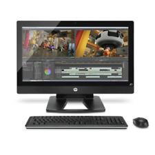 "HP Z1 All In One 27"" Xeon E3-1280V2 3.6 GHz 16GB 256GB SSD 1TB HDD Camera DVD Wi"