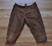 Vintage 60s Obermeyer Corduroy Ski Knickers Pants - Made in Bavaria - Sz 32