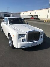 2006 Rolls-Royce Phantom All White