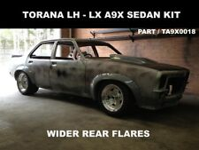 TORANA LH - LX A9X SEDAN FULL SPOILER KIT WITH FITTING KIT NEW