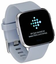 Smartwatch Fitbit Versa grau/silber