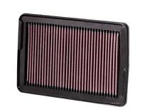 K&N Hi-Flow Performance Air Filter 33-2378 fits Hyundai Santa Fe 2.2 CRDi (CM