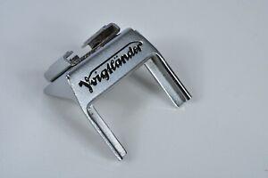 Genuine Voigtlander Bessamatic Flash Accessory Shoe