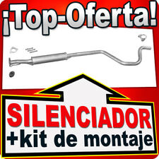 Silenciador Intermedio LAND ROVER FREELANDER 1.8 120HP 1997-2000 Escape MNM