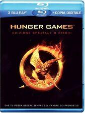 Hunger Games-Ed.Speciale(3 Blu-Ray) - primo film della serie