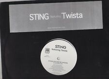 Sting Featuring Twista 12inch Promo Stolen Car Take me Dancing Recluse Mix