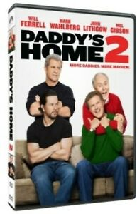 Daddy's Home 2 [New DVD] Ac-3/Dolby Digital, Amaray Case, Dolby, Dubbe