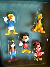 DISNEY Storybook Christmas Ornament Collection: MICKEY & FRIENDS, 5pc Set