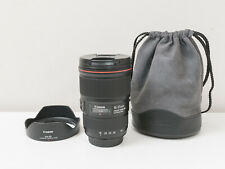 Canon 16-35mm F4 L IS USM Full-frame Lens for 5D 6D 1DX ~As New