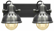 Steel Electric/Corded Wall Lights