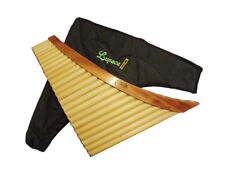 Professional Lupaca Pan Flute 24 Pipes Tunable