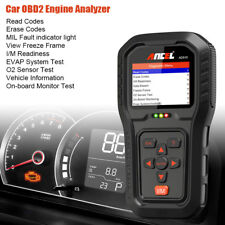 Automotive OBD2 Scanner Code Reader Car Engine Fault Check Code Diagnostic Tool