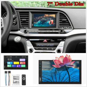 "Touch 7"" Car FM MP5 Player Stereo Radio Bluetooth Head Units For Apple Carplay"