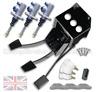 Per Ford Anglia 105E Top a Cavallo Idraulico Pedaliera Kit – Ricambio Pronto