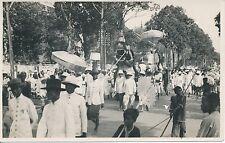 INDONESIE c. 1930 - Cérémonie Procession - PP 150