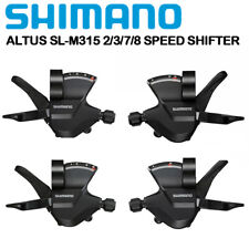SHIMANO Altus SL M315 Shifter 2 3 7 8 Speed Trigger Set Rapidfire Update of M310