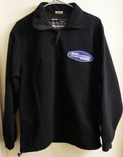 Rossignol Men's Wind Stopper Lightweight Black Zip jacket Sz Small Lexus Tomba