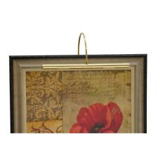 """House of Troy Advent Profile 16"""" Polished Brass Picture Light - APR16-61"""