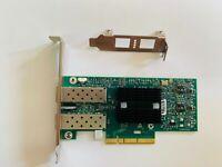 IBM 00D9692 / Mellanox ConnectX-3 MCX312A-XCBT Dual Port 10GB SFP Adapter Card