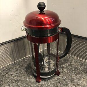 Bodum + Starbucks French Press - Red - Never Used - Missing Box
