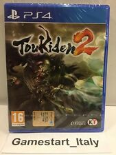 TOUKIDEN 2 SONY PS4 VIDEOGIOCO NUOVO SIGILLATO PAL NEW SEALED PLAYSTATION 4