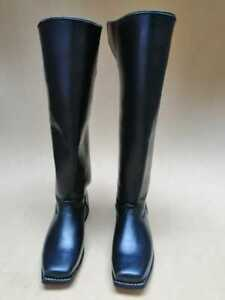 Dragon Men's Civil War pure Leather hand made boots size 5-15
