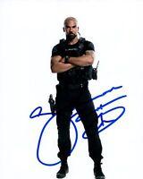 SHEMAR MOORE signed Autogramm 20x25cm SWAT in Person autograph COA CRIMINAL MIND