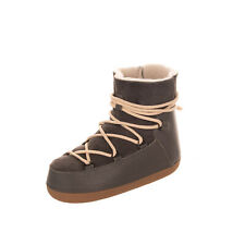 RRP €195 TOWN Suede Leather Winter Boots Size 36 UK 3 US 6 Shearling Lining