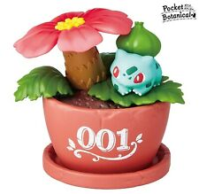 Re-Ment Pokemon Pocket Botanical Mini Toy Figure #3 Bulbasaur Fushigidane Plant