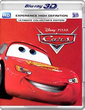 Cars (Blu-ray 3D) (All Region) (New)