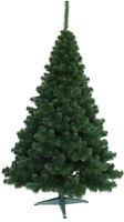 Sapin De Noël 180 cm Boîte Pins Verts Touffue L'Arbre Traditionnel Artificiel