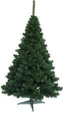 Sapin De Noël 100 cm Boîte Pins Verts Touffue L'Arbre Traditionnel Artificiel
